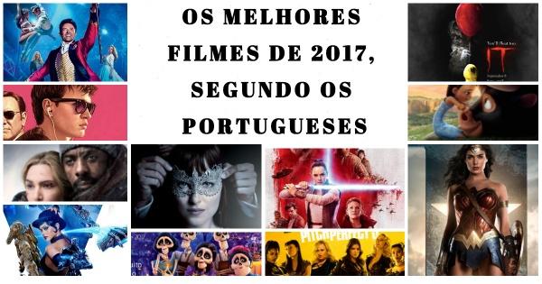 Melhores Filmes de 2017, segundo os portugueses