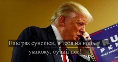 Трамп провів телефонні переговори з Путіним - Цензор.НЕТ 3757
